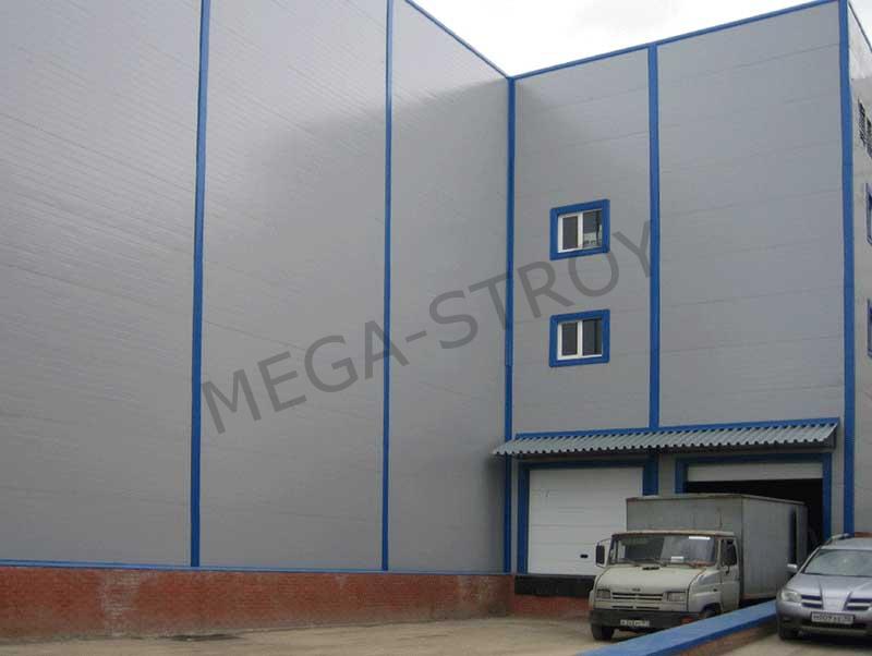 МЕГА-СТРОЙ – складской комплекс MEGAGROUP Модуль №10