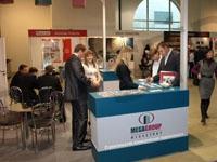 Компания MEGASTROY (МЕГА-СТРОЙ) на международном форуме MREF 2008