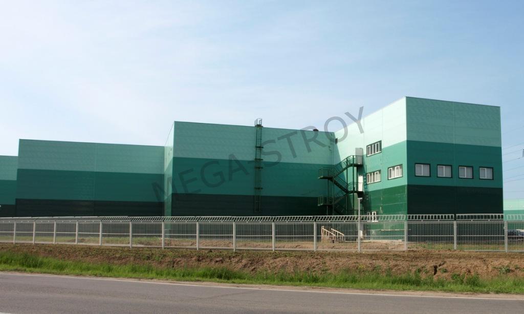 МЕГА-СТРОЙ – завод упаковочных материалов WestvacoEastPrint