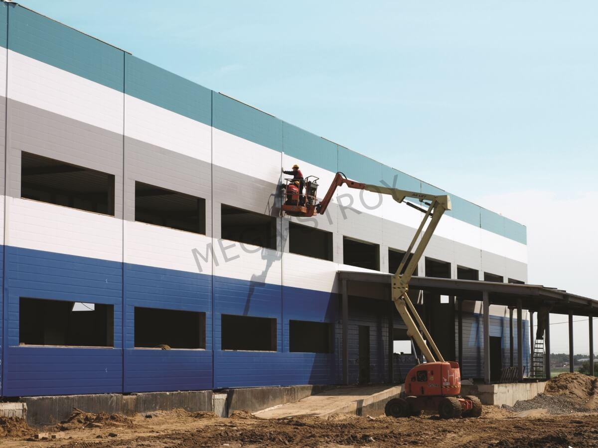 МЕГА-СТРОЙ – административно-производственный комплекс BENNING