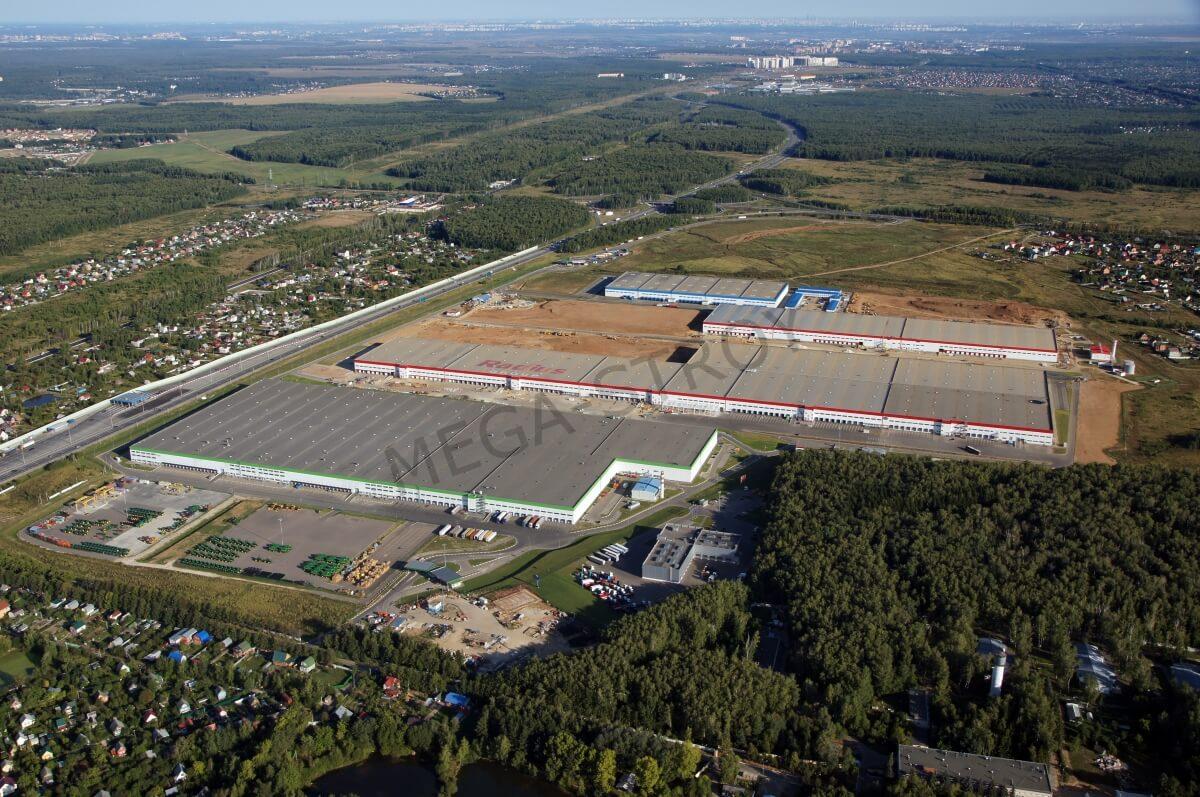МЕГА-СТРОЙ – индустриально-логистический комплекс ЮЖНЫЕ ВРАТА