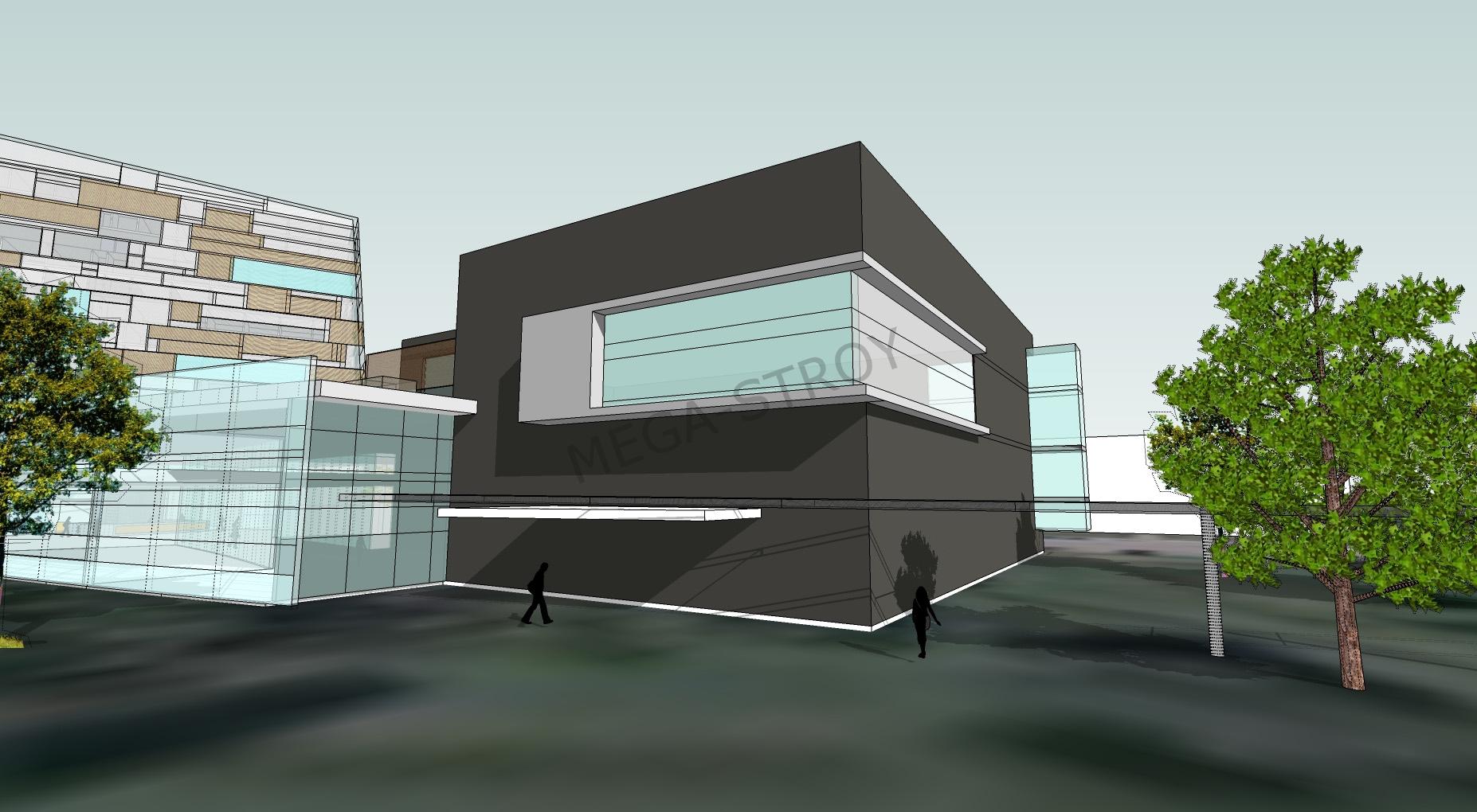 МЕГА-СТРОЙ – проект дизайн-концепций гостиницы в аэропорту Шереметьево