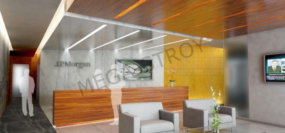 МЕГА-СТРОЙ – проект московского офиса J.P. Morgan