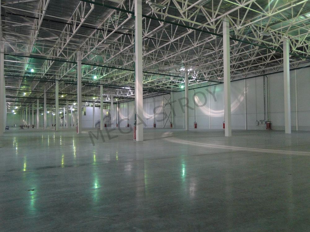 МЕГА-СТРОЙ – складской комплекс Белая Дача Парк