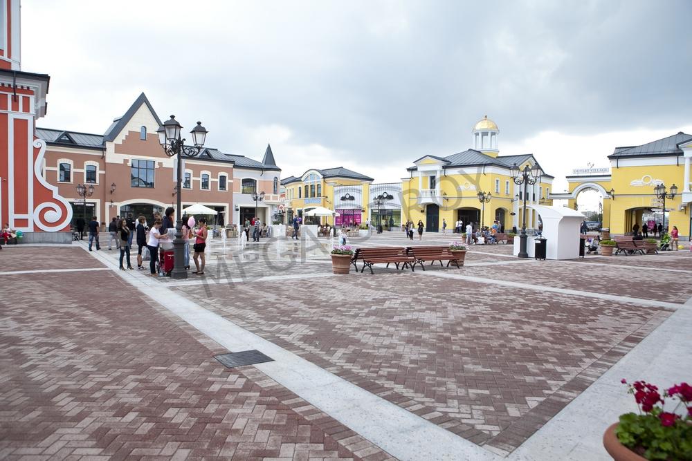 МЕГА-СТРОЙ – BELAYA DACHA Outlet Village
