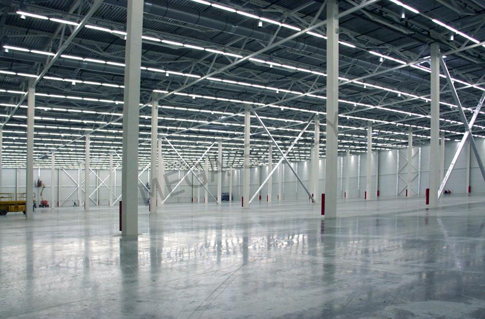 МЕГА-СТРОЙ – производственно-складской комплекс для компании HARTMANN