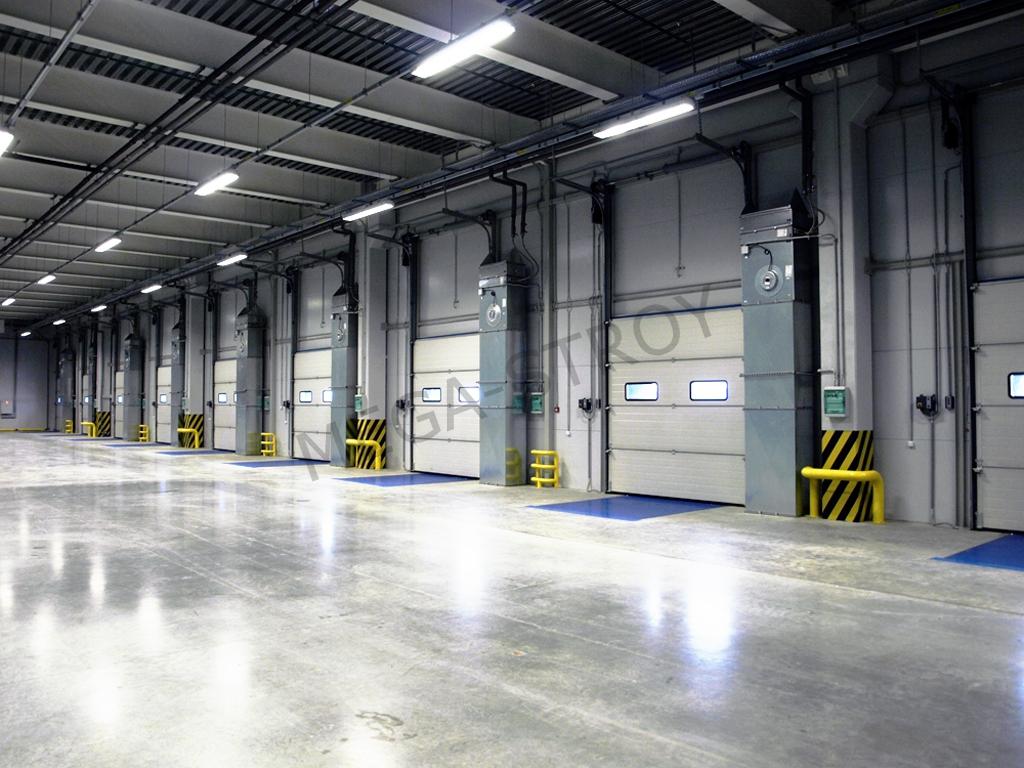МЕГА-СТРОЙ – офисно-складской комплекс СК Финанс Инвест
