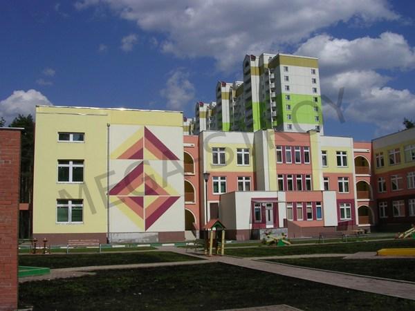 МЕГА-СТРОЙ - большие строительные планы Новой Москвы