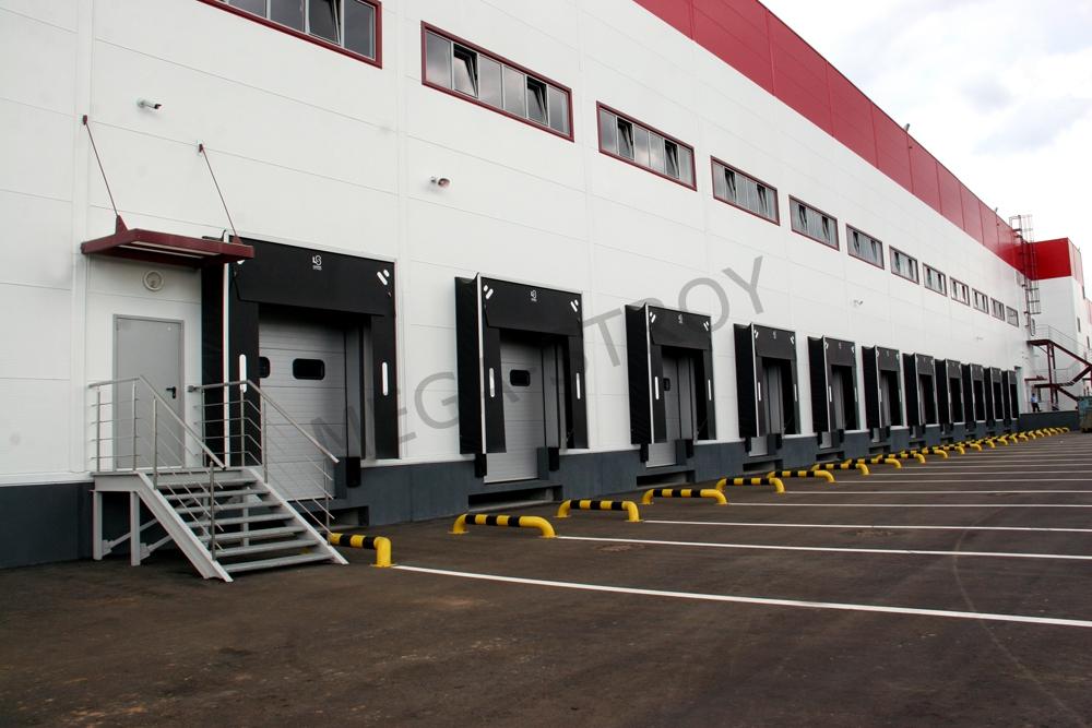 МЕГА-СТРОЙ – офисно-складской комплекс Ориола