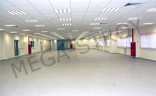МЕГА-СТРОЙ - отделка офисно-бытовых помещений «под ключ» для компании NEXT