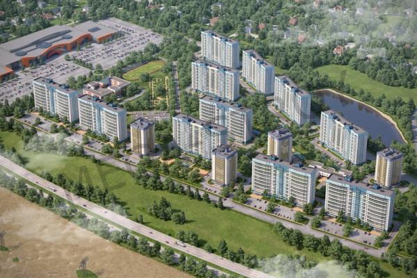 МЕГА-СТРОЙ - строительство газовой котельной для района «Большое Домодедово»