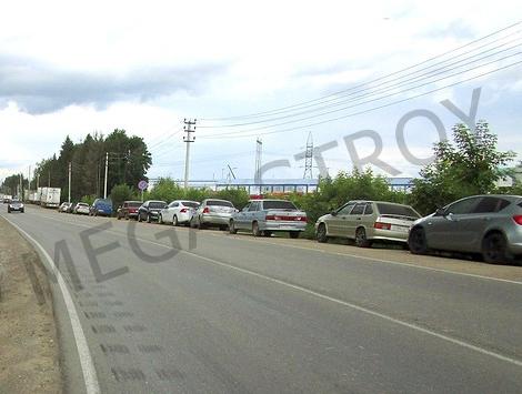 Реконструкция участка Домодедовского шоссе силами Компании «МЕГА-СТРОЙ»