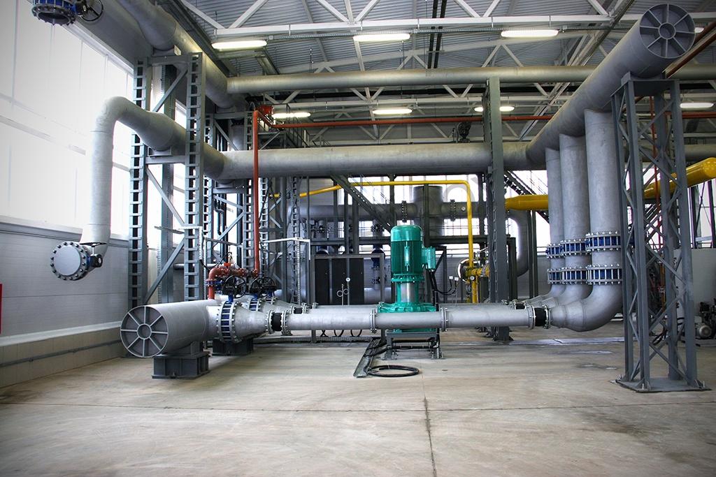 МЕГА-СТРОЙ – строительство газовой автономной котельной №2