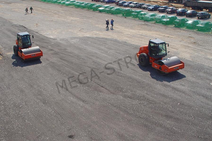 МЕГА-СТРОЙ – дорожное строительство в Московской области