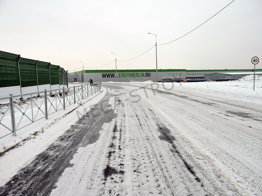 Moscow Ring Road: the length and general characteristics 52