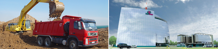 МЕГА-СТРОЙ - производственно-строительная компания в Москве