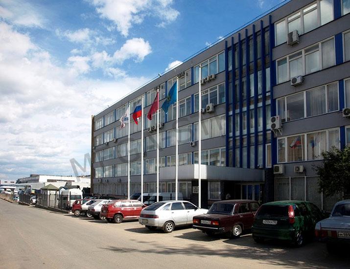МЕГА-СТРОЙ – продажа административно-производственного корпуса №610 в Москве