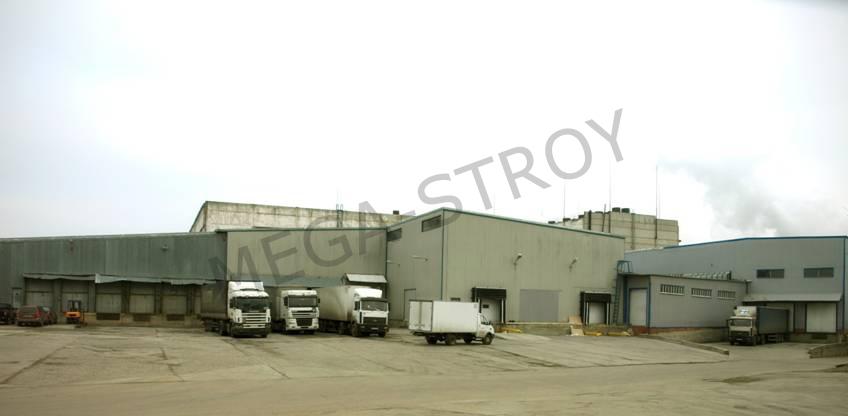 МЕГА-СТРОЙ – продажа производственно-складского комплекса «Мега-Пак» в Москве