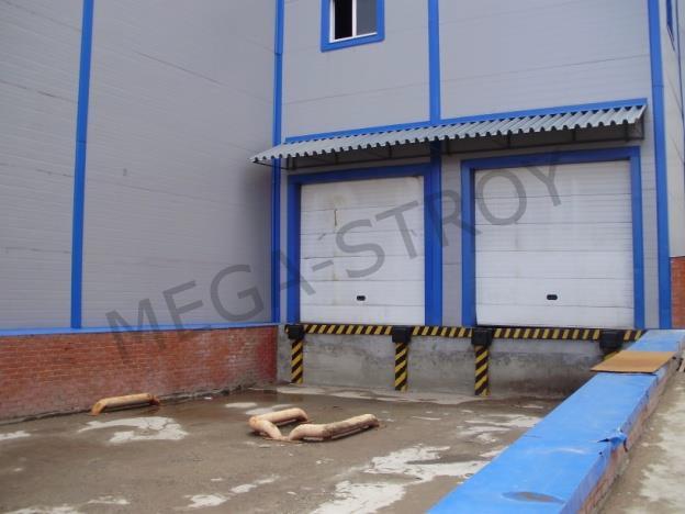 МЕГА-СТРОЙ – продажа склада №10 в Москве