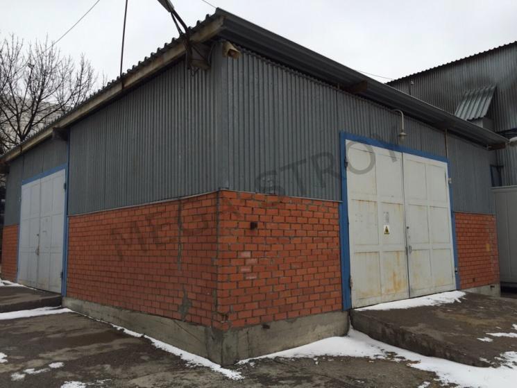 МЕГА-СТРОЙ – продажа спиртохранилища в Москве