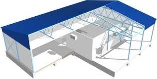 МЕГА-СТРОЙ – проектирование складского помещения