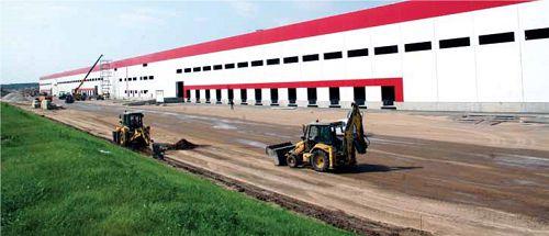 МЕГА-СТРОЙ – строительство складских комплексов