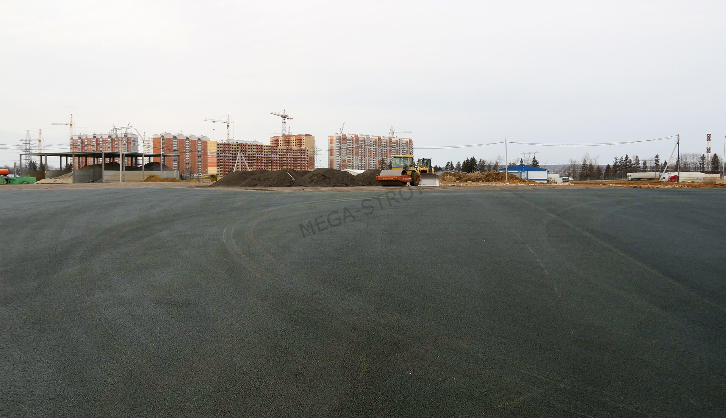 МЕГА-СТРОЙ – аренда открытых площадок в Домодедово