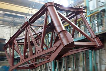 Быстровозводимые склады из металлоконструкций