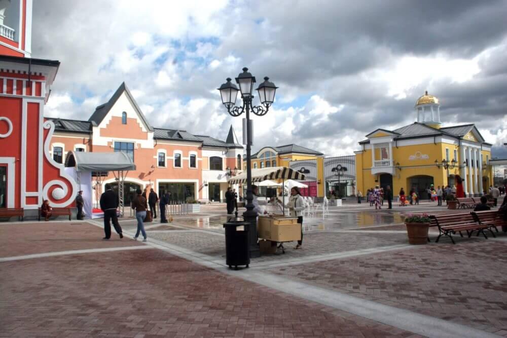 МЕГА-СТРОЙ – строительство торговых центров