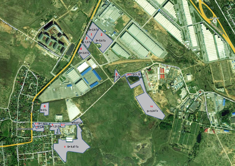 МЕГА-СТРОЙ – продажа земельных участков в Домодедово