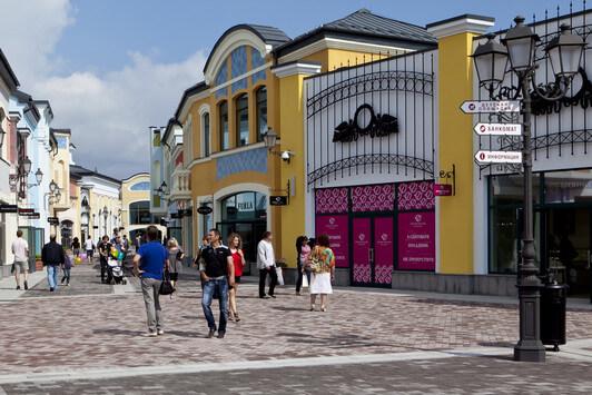 МЕГА-СТРОЙ – проектирование торговых центров