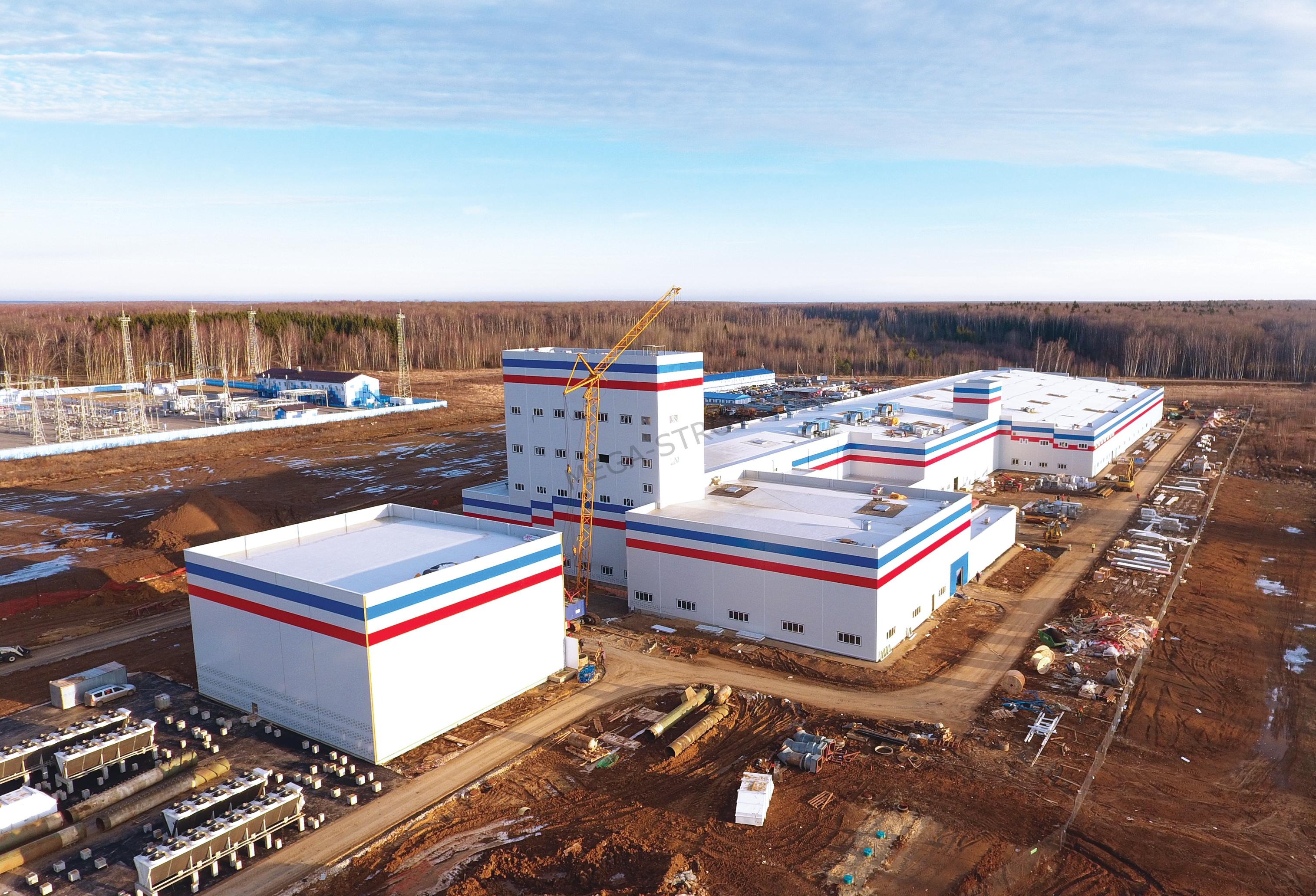 МЕГА-СТРОЙ – производственно-складской комплекс FLEX FILMS RUS