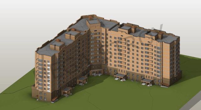 МЕГА-СТРОЙ – проектирование зданий BIM-технологии