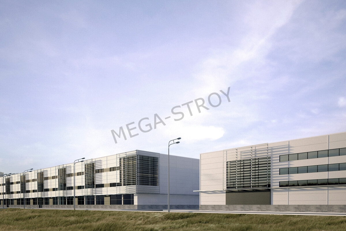 МЕГА-СТРОЙ – проектирование и строительство заводов