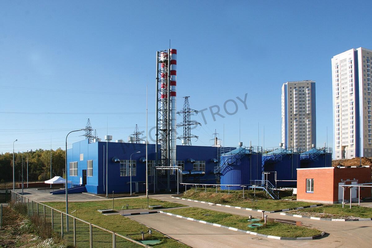 МЕГА-СТРОЙ – строительство котельных в Москве
