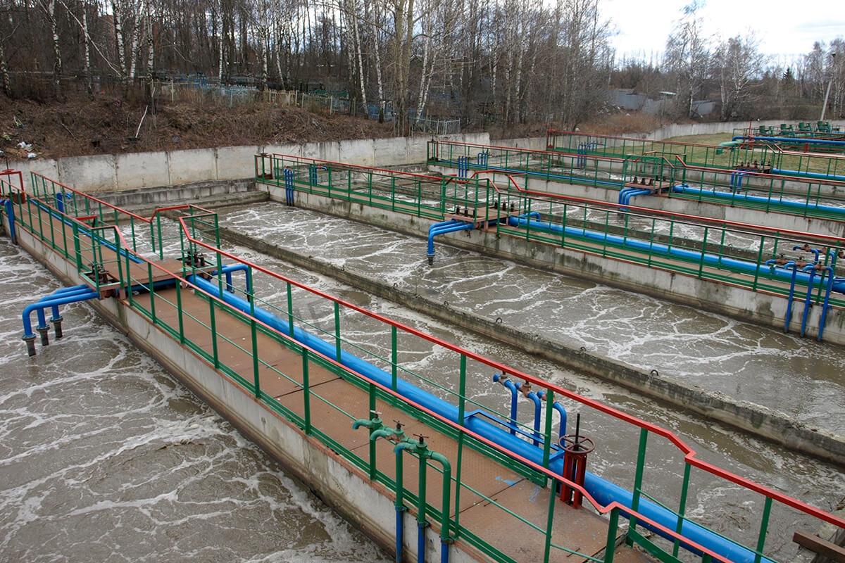 МЕГА-СТРОЙ – строительство очистных сооружений в Москве