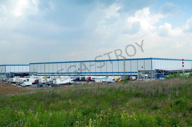 МЕГА-СТРОЙ – строительство распределительно-складских комплексов
