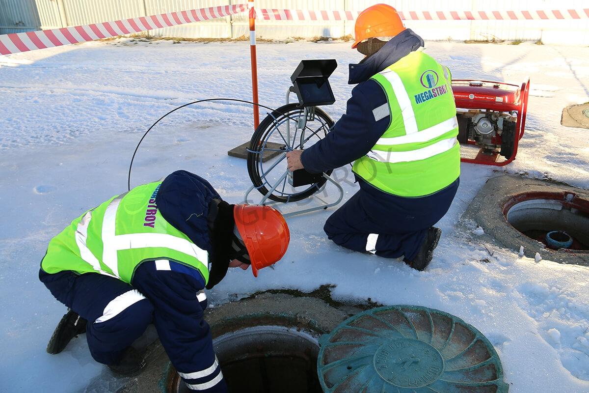 МЕГА-СТРОЙ – возведение сетей водоснабжения и канализации