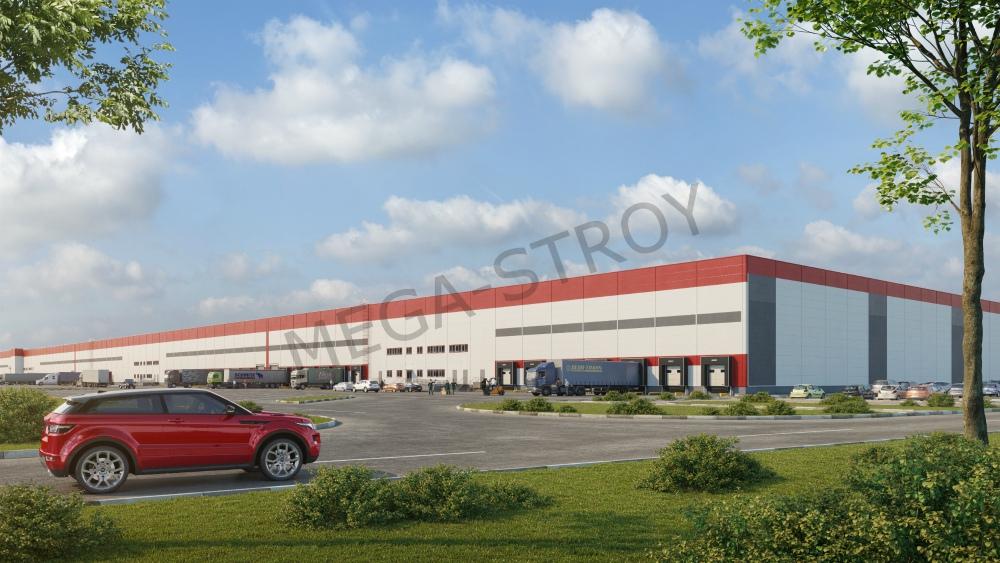 МЕГА-СТРОЙ - компания «МЕГА-СТРОЙ-М» начала строительство складского комплекса для девелопера «Radius Group»